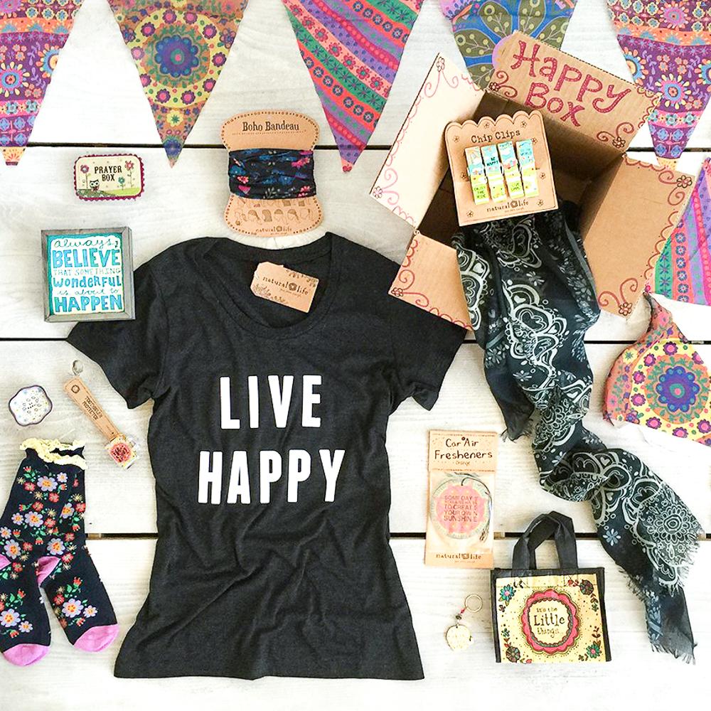 Happy Box_Blogger