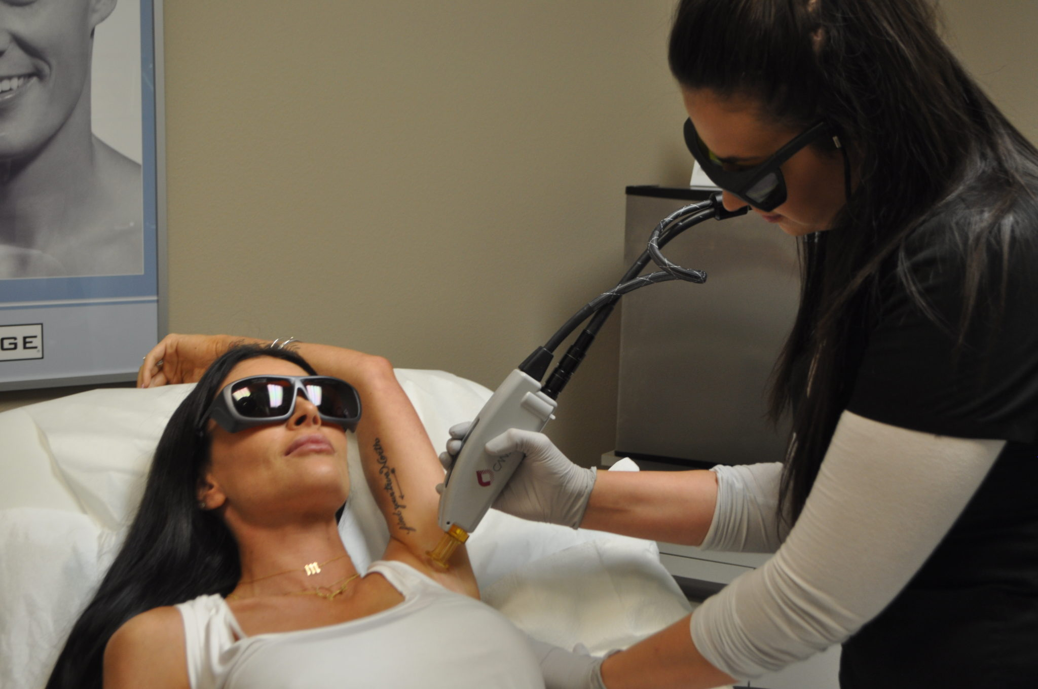 The Dl On Laser Hair Removal With Ideal Image My Life As Maya